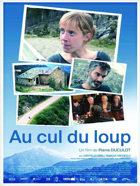 Séance de Cinémathèque Itinérante à Propriano.