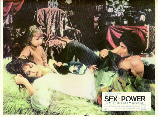 """""""68 = 69 - 1 """" """"Sex power"""" le Jeudi 22 Mars 2018 à la Cinémathèque de Corse à partir de 20h30."""
