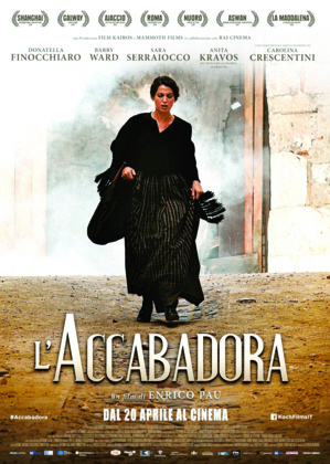 """Soirée du Vendredi 20 avril 2018, à la Cinémathèque de Corse, Projection du documentaire """"Allegro largo triste"""" d'Aurélien Froment et du film """"L'Accabadora"""" d'Enrico Pau."""