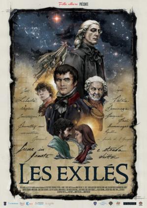"""Projection du film """"Les Exilés"""" de Rinatu Frassati à Arégno, le Samédi 4 Août 2018 à 21h00."""