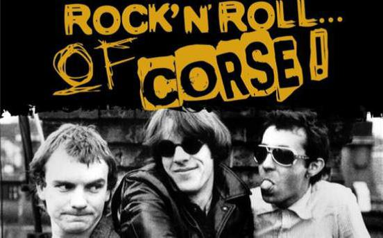 ROCK'NROLL OF CORSE