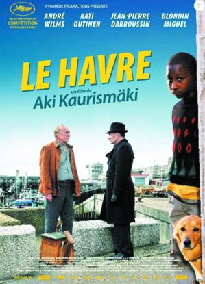 """Sinè Vaghjimu.. Mardi 09 octobre 2018 à 18h00 au Cinéma l'Alba à Corte.Projection du film """"Le Havre"""" d'Aki Kaurismäki."""