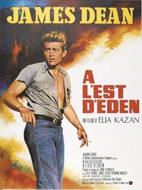"""Cycle Père-Fils- Projection du film """"A l'est d'Eden"""" d'Elia Kazan. Lundi 11 Février 2019 à 20h30 à la Cinémathèque de Corse."""