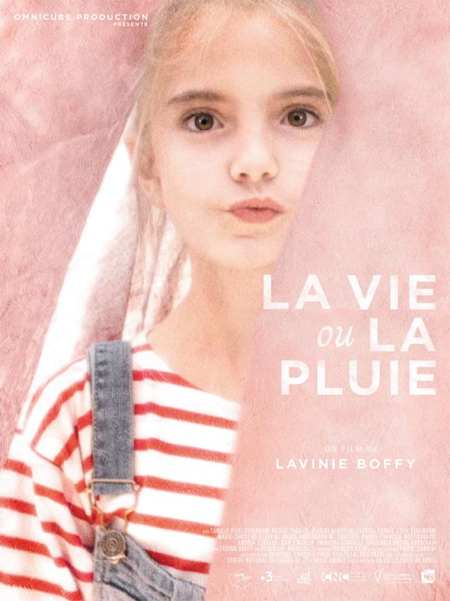 """Projection du film """"La vie ou la pluie"""" à la Cinémathèque de Corse le 17 mai à 20h30, Soirée en présence de la réalisatrice Lavinie Boffy et Pierre Gambini."""