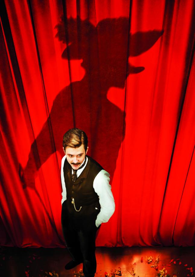 """Pour l'amour de l'Art- Projection du film""""Edmond"""" d'Alexis Michalik le Jeudi 30 janvier à 20h30 à la Cinémathèque de Corse."""