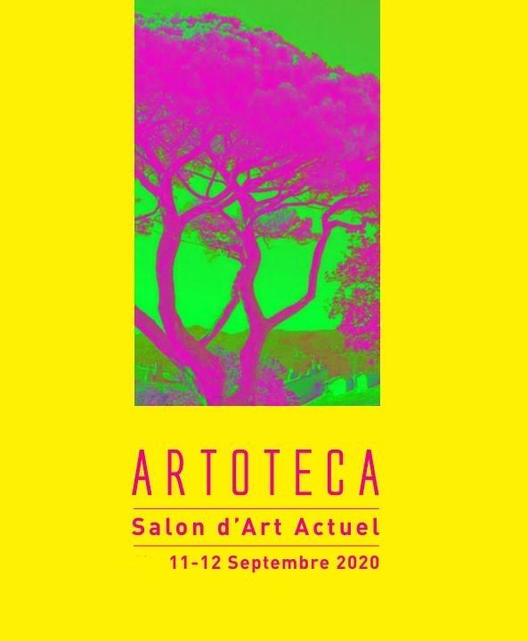 Artoteca Salon d'Art Actuel les 11-12 septembre 2020 à Bastia