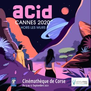 Reprise de l'ACID Cannes
