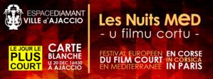 """""""Le jour le plus court"""" à l'Espace Culturel Diamant à Ajaccio le Samedi 20 décembre 2014"""