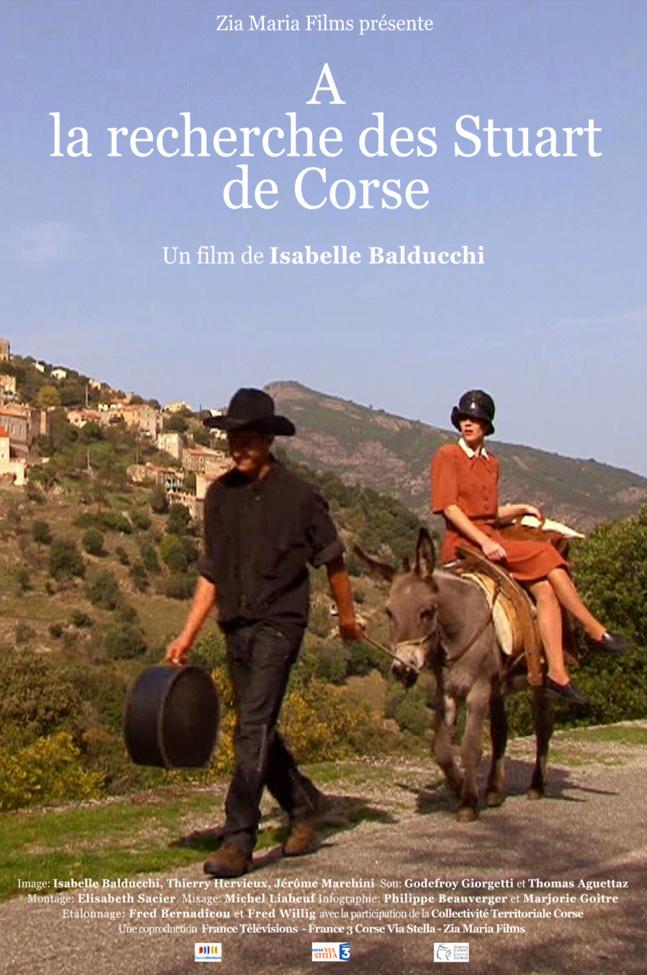 A la recherche des Stuart de Corse
