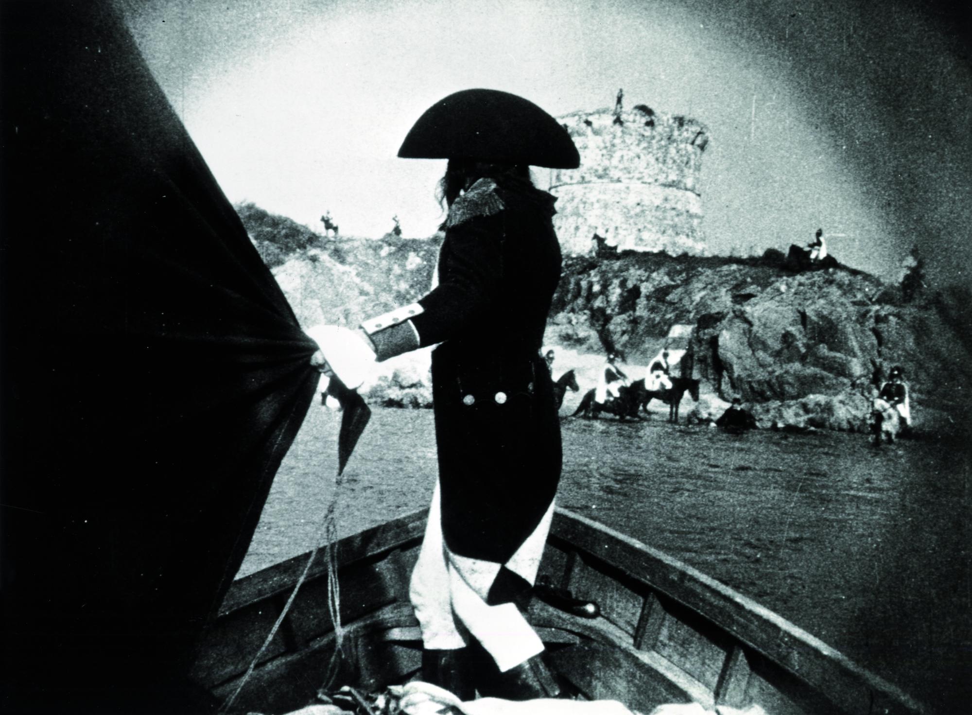 Napoléon vu par Abel Gance La séquence corse