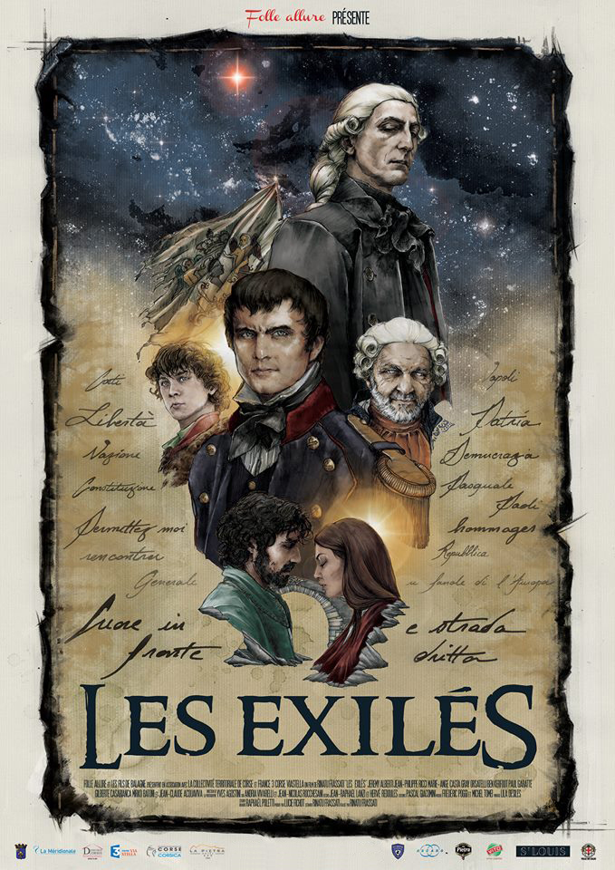 """Les Exilés"" et ""Marcu Maria"" à Pantano."