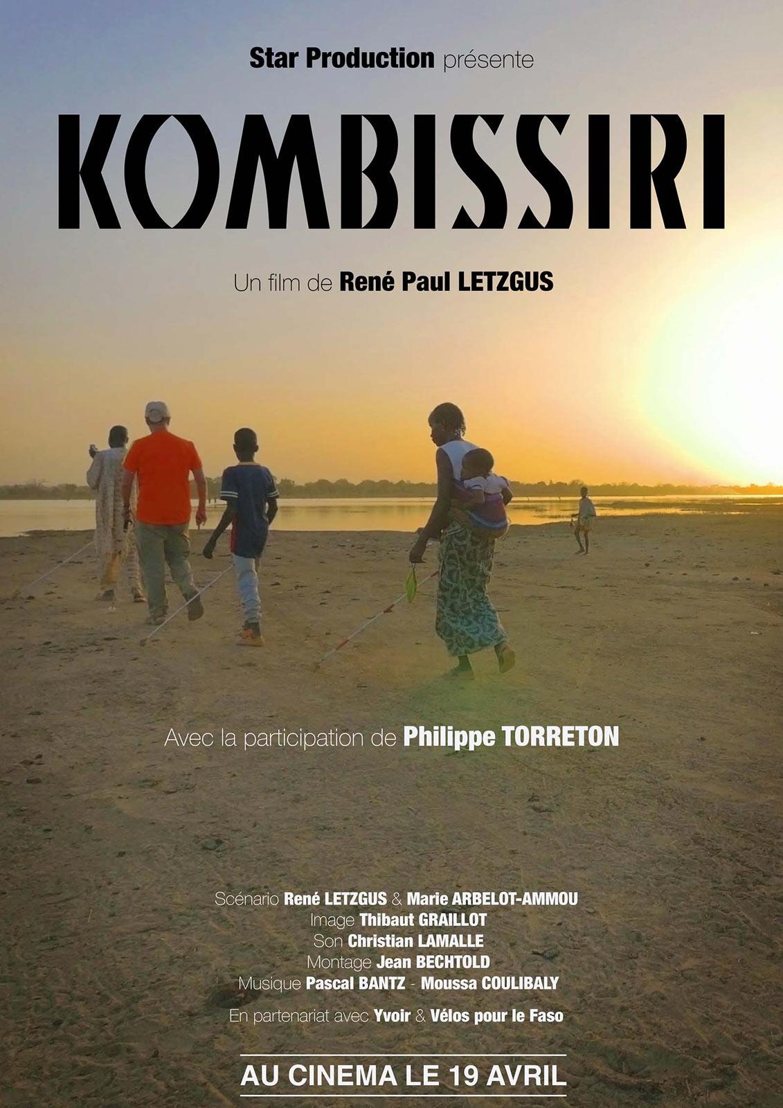 Kombissiri. En présence du réalisateur René Letzgus.