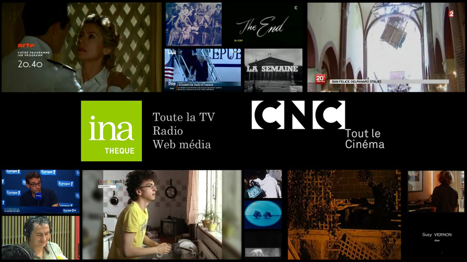 Consulter les fonds du dépôt légal de l'ina et du CNC à la Cinémathèque de Corse