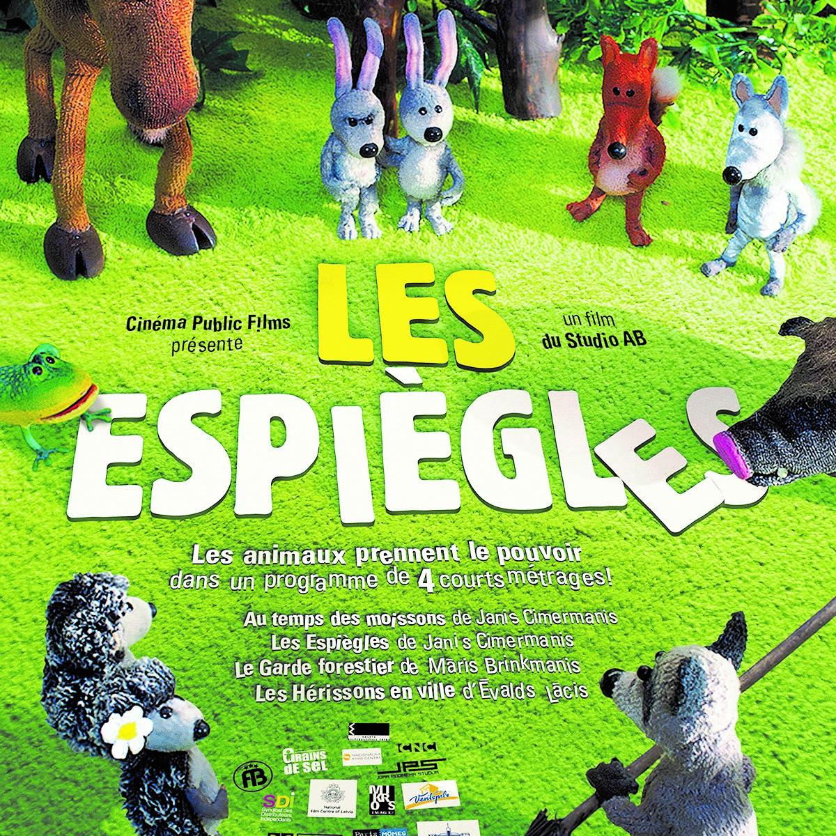 Ciné Goûter- Mercredi 29 janvier 2020 à 16h00 à la Cinémathèque de Corse.