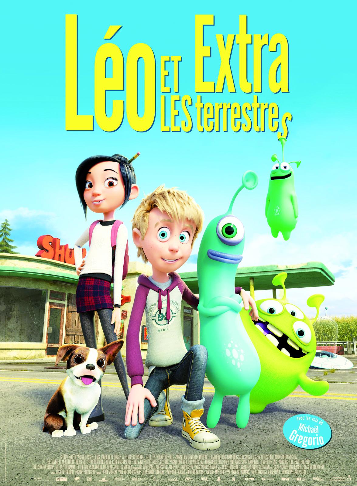 Ciné Goûter- Mercredi 26 février 2020 à 16h00 à la Cinémathèque de Corse.