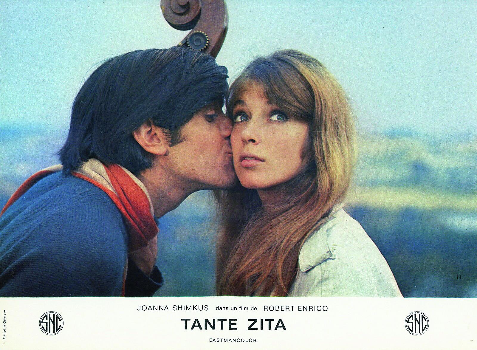 """Les années Shimkus- Projection du film """"Tante Zita """" de Robert Enrico. Mardi 3 mars à 20h30 à la Cinémathèque de Corse."""