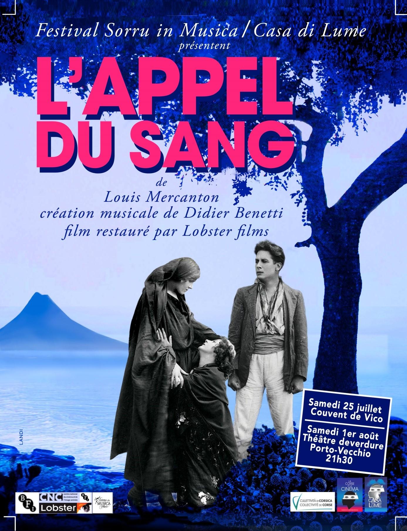Affiche Michel Landi