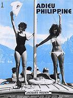 """Projection de courts métrages (""""René le fada"""",""""Nord Sud"""" ) ainsi que le film """"Adieu Philippine"""" de Jacques Rozier, le 6 Août à 21h30 à Moncale."""