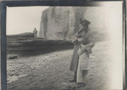 Michel Carré, Le Mémorial de Sainte-Hélène, 1911, photographies de plateau, Porto-Vecchio, Cinémathèque de Corse