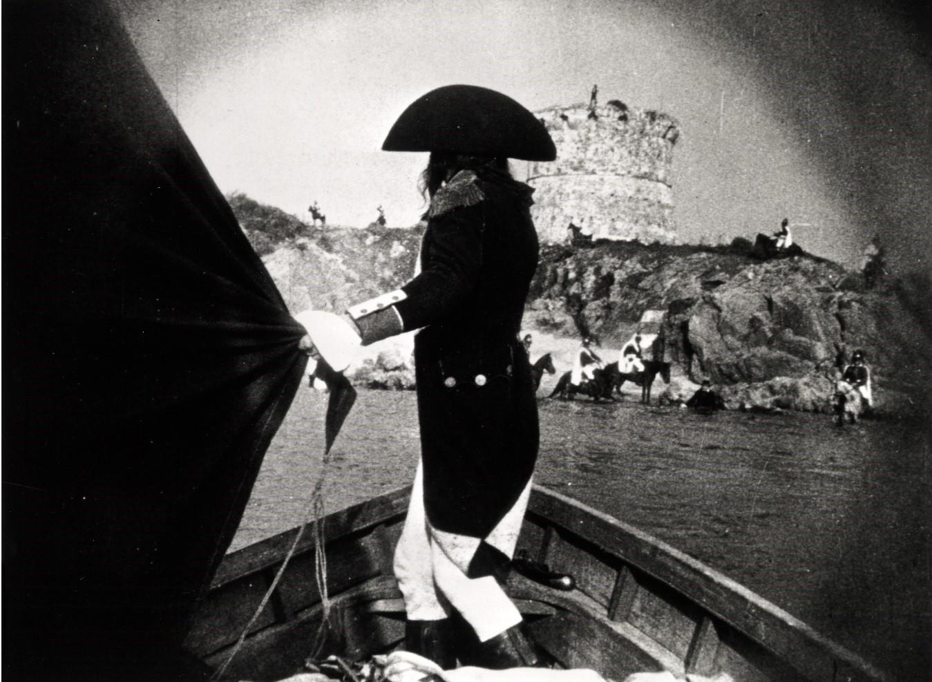 Napoléon vu par Abel Gance, 1925. Cinémathèque de Corse, coll. Association la Corse et le Cinéma.