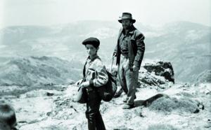Séance de Cinémathèque Itinérante à Cozzano