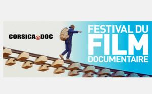 Journées CorsicaDoc les 6 et 7 décembre 2019. En présence de la directrice du festival Annick Peigné Giuly .