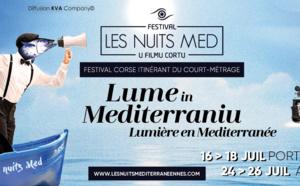 Festival Les Nuits MED- 13ème EDITION 2020-Porto Vecchio 16-17-18 juillet  / Lecci 18 juillet