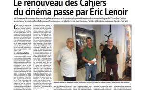 Le renouveau des Cahiers du Cinéma passe par Eric Lenoir