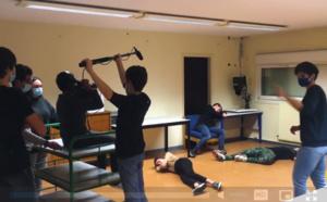 Découvrir la Section Cinéma du Lycée Giocante de Casabianca..