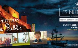 Festival les nuits MED- Hors compétition: Programme Jeune Public -Mercredi 2 juin à 14h00 à la Cinémathèque de Corse